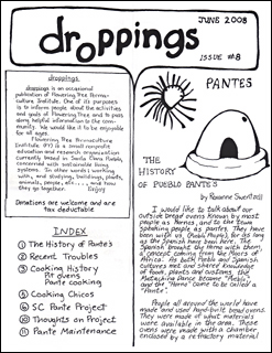 Read June 2008 Droppings Issue